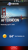 Screenshot of ABC7 News San Francisco