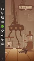 Screenshot of Prison Break Live Locker Theme