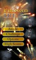 Screenshot of Firestorm Lite