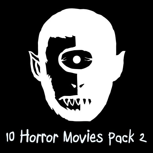 10 Horror Movies Pack 2 LOGO-APP點子
