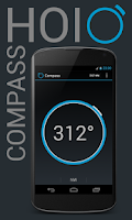 Screenshot of Holo Compass