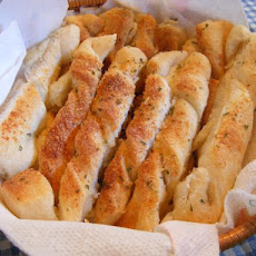 Herb Cheese Twists