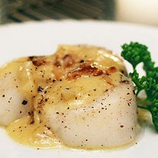 Scallops With White Wine Sauce Vinegar Recipes