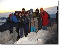 ...y llegamos (3718 m)