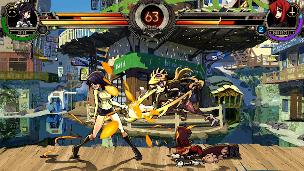 Skullgirls to be delisted from Xbox Live and PSN