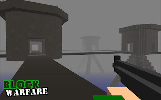 Screenshot of Block Warfare