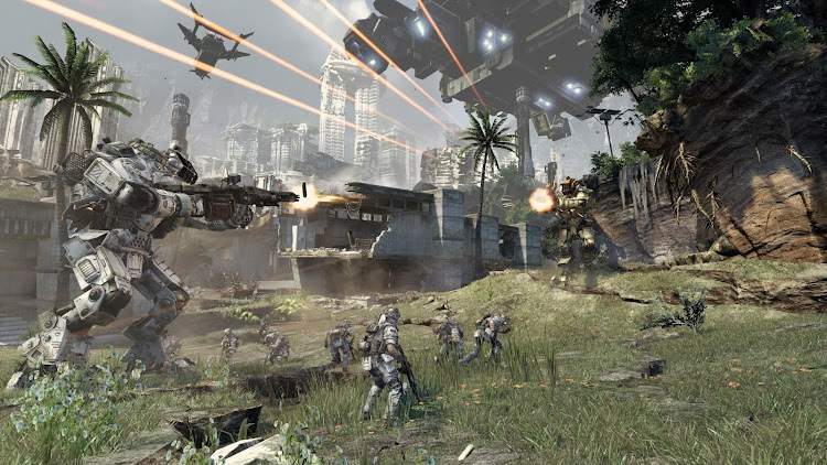 Bluepoint snuck 30fps framerate lock into Titanfall on 360 at the last minute