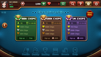 Screenshot of Happy BlackJack