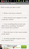 Screenshot of Popcorn, Soda ... Murder?