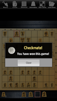 Screenshot of Shogi Lv.100 Lite (JPN Chess)