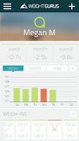 Screenshot of Weight GURUS