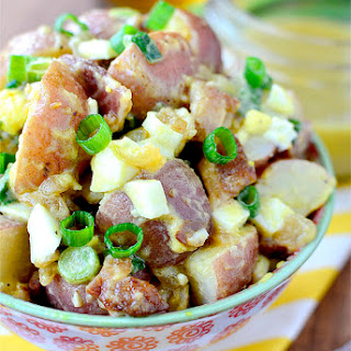 Ultimate Red Skinned Potato Salad