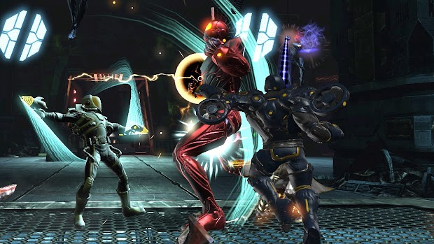 DC Universe online to offer cross-platform play between PS4 and PS3