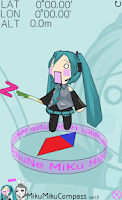 Screenshot of MikuMikuCompass