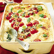Fresh Lasagne With Pesto