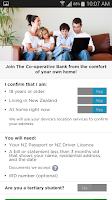 Screenshot of The Co-operative Bank (NZ)