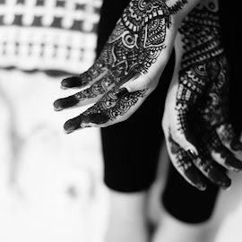 Art by Sandip Nair - People Body Art/Tattoos ( hand, art )