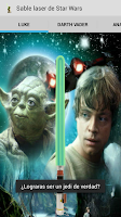 Screenshot of Star Wars - Lightsaber