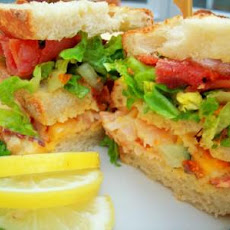 Lobster & Mango Sandwiches