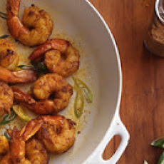 Spiced Shrimp