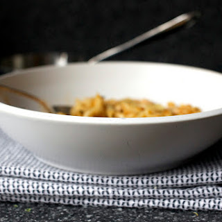 Pasta and White Beans with Sizzling Garlic-Rosemary Oil