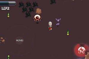 Screenshot of Lich Pond Terror Lite