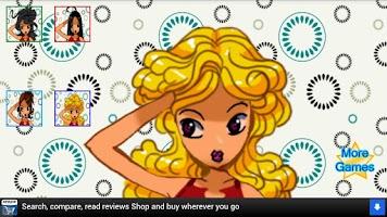 Screenshot of Pretty Tina's Hair Salon