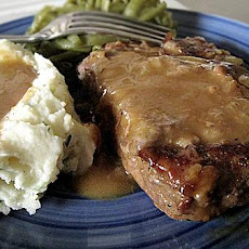 Sylvia's Easy Steak & Gravy