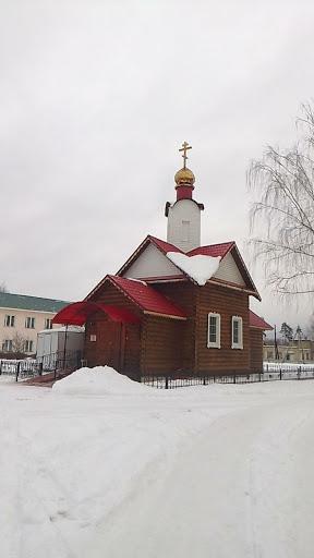 Церковь Зубова Поляна
