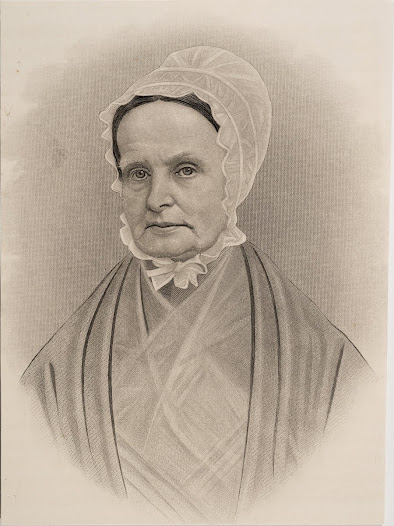 Lucretia Mott (January 3, 1793 – November 11, 1880)