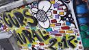 Mural Laso En Función Telefónica