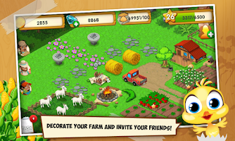 Screenshot of My Little Farm FREE