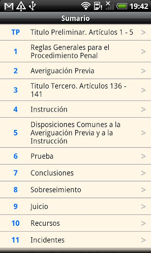 【免費書籍App】MX Federal Code Criminal Pro.-APP點子