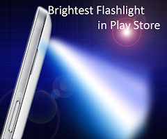 Screenshot of Galaxy Note 3 Flashlight Free