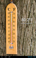 Screenshot of Thermometer (Free)