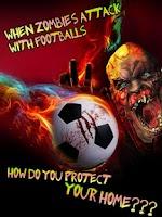 Screenshot of Zombie Soccer (Best Football)