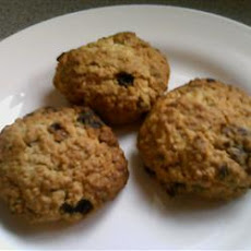 Oatmeal Dried Fruit Cookies