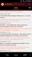 Screenshot of As Roma Streaming