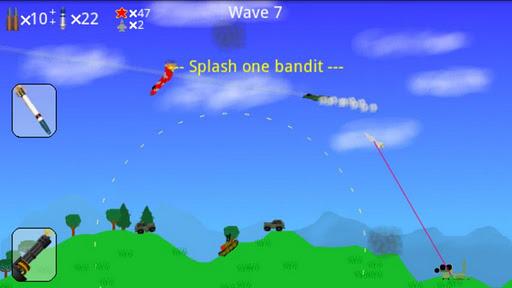 Atomic Bomber Full - screenshot