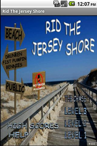 【免費街機App】AppsDev Rid The Jersey Shore-APP點子