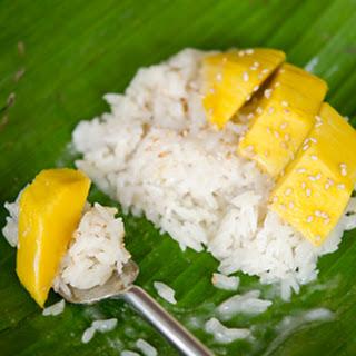 Sticky Rice With Mango Recipes