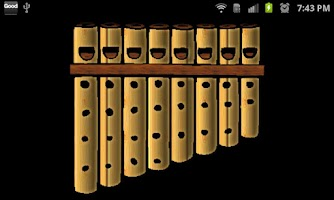 Screenshot of Pan Flute