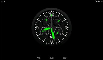 Screenshot of Military Watch Wallpaper