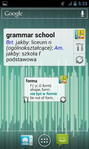 CLASSIC Angielski