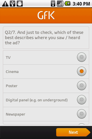 【免費商業App】GfK Voice-APP點子