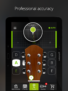 Free Download Guitar Tuner Free - GuitarTuna APK for Samsung