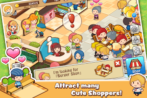 Screenshot of Happy Mall Story: Shopping Sim