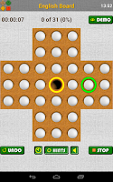 Screenshot of iMARBLE Pro: Marble Solitaire