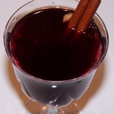 Mulled Holiday Tea