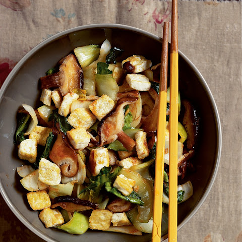noodle soup with bok choy glazed tofu with bok choy sweet and sour ...